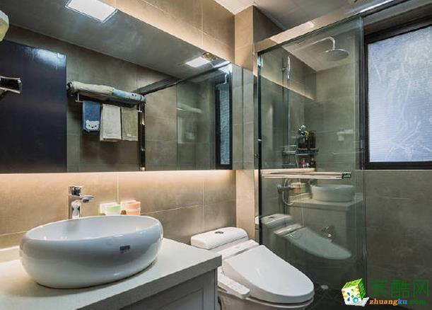 济南威廉装饰-118平米现代三居室装修案例