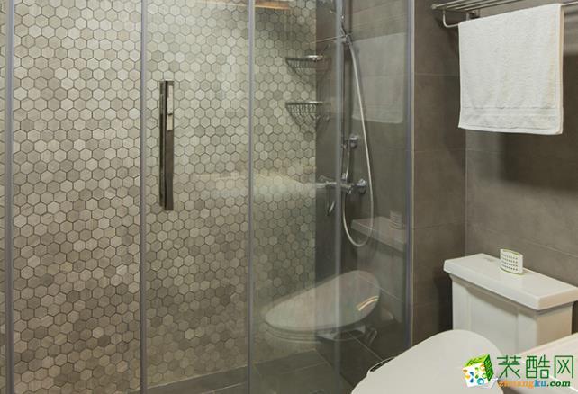 济南国宸装饰-110平米简约三居室装修案例