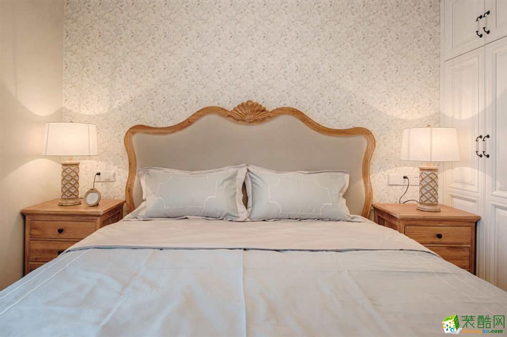 重庆三室两厅装修-半山华府102平米地中海风格装修效果图赏析-佳天下装饰