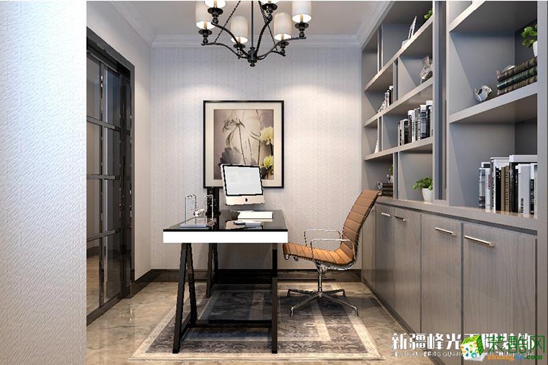 >> 乌鲁木齐三室两厅装修-世界花园109平米现代风格装修效果图
