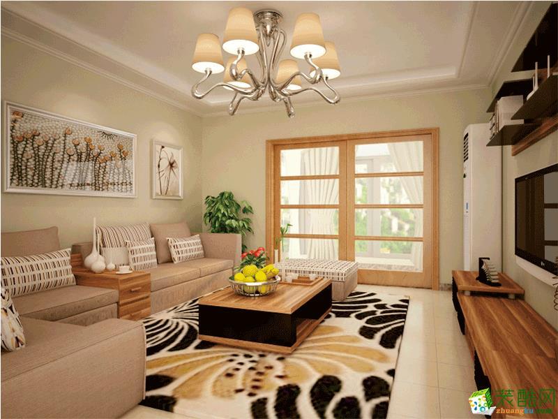 南充四室两厅装修-150平米豪华风格装修效果图-智慧家装饰