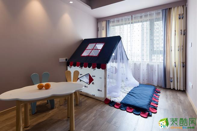 169平米四居室日式风格装修效果图