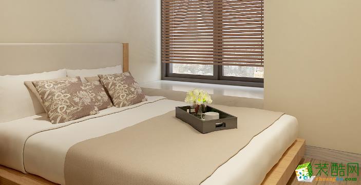 长沙东家乐装饰-126平米中式三居室装修案例