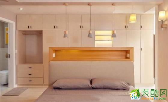 西安宅速美装饰-85平米现代两居室装修案例