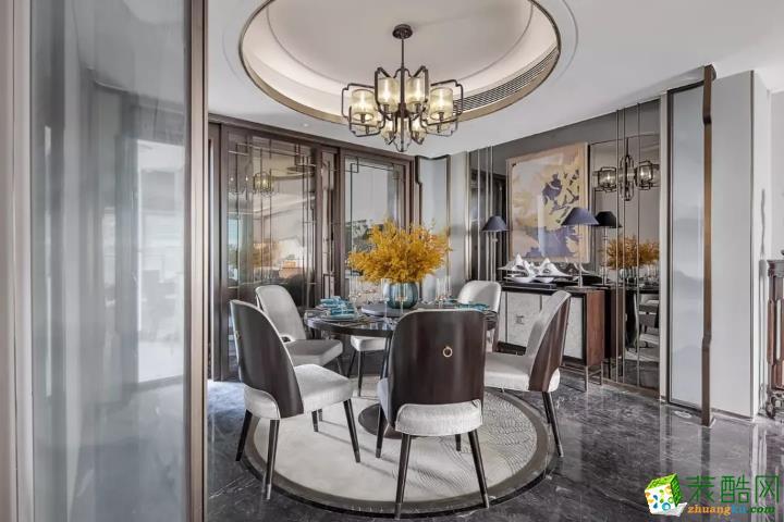 武汉凯瑞馨装饰工程有限公司-两室两厅两卫