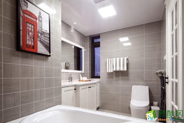 西安家多多装饰-110平米简美三居室装修案例