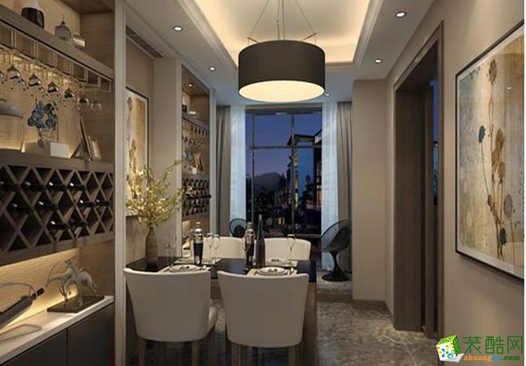 106三居室欧式风格装修效果图