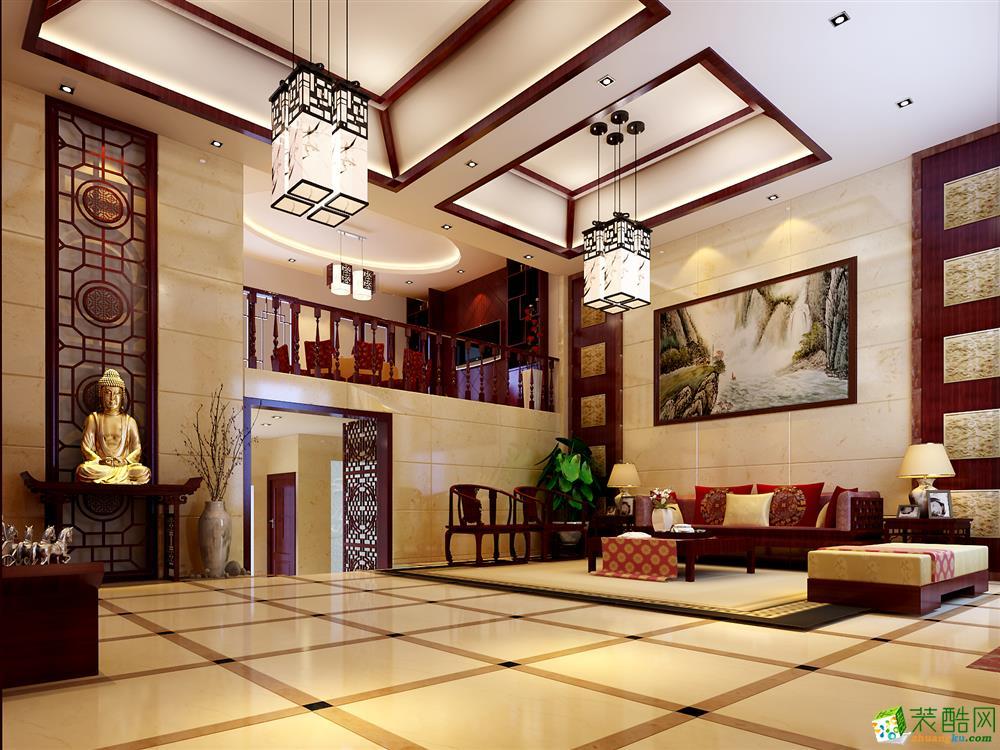 合肥农联花园82�O两室一厅一卫现代风格装修效果图