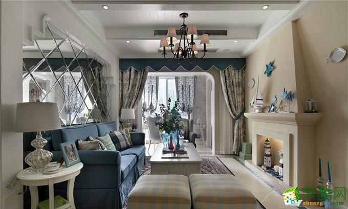 贵阳四室两厅150平米地中海风格