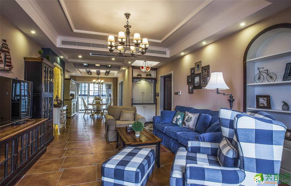 潤達裝飾-中房未來盛園112平三室兩廳兩衛