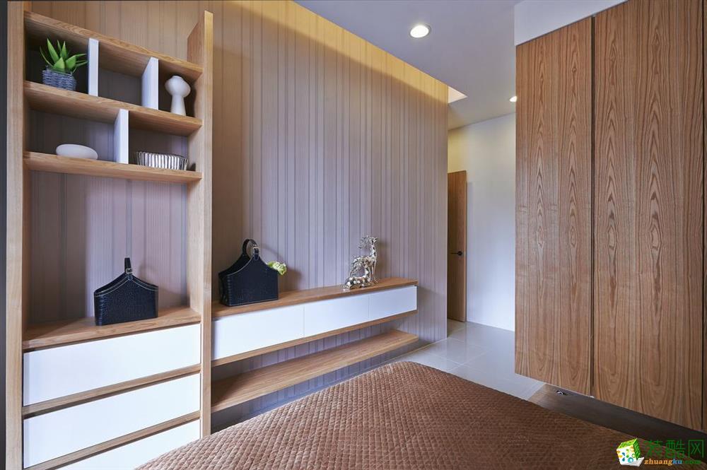 卧室  首创天阅嘉陵家装案例效果图