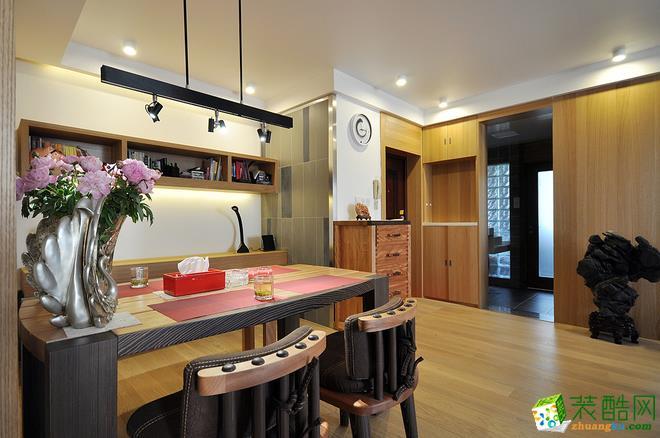 安庆市喜鹊家建筑装饰工程有限公司-三室两厅一卫