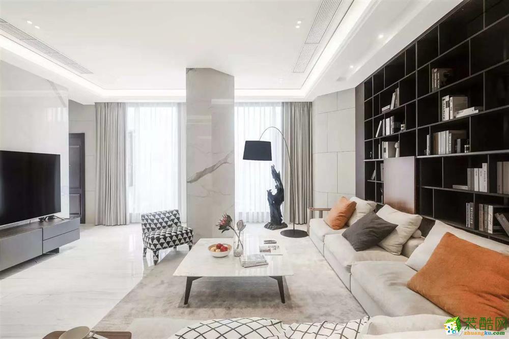 广州白云华浔品味装饰设计工程有限公司-三室两厅两卫