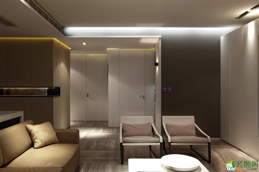 宁波翰墨装饰工程有限公司-两室两厅一卫