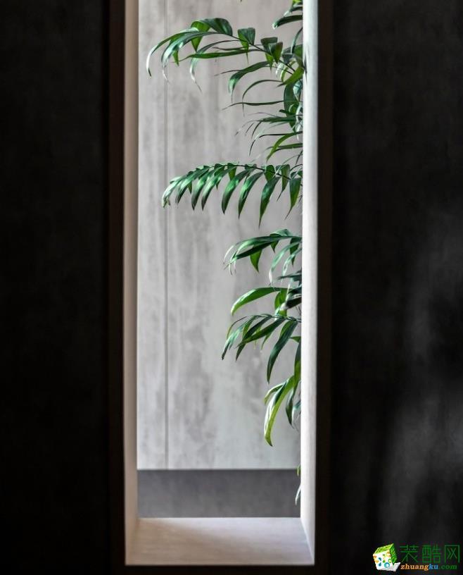 软装饰  【喜客喜装饰】280㎡四室新中式风格装修效果图