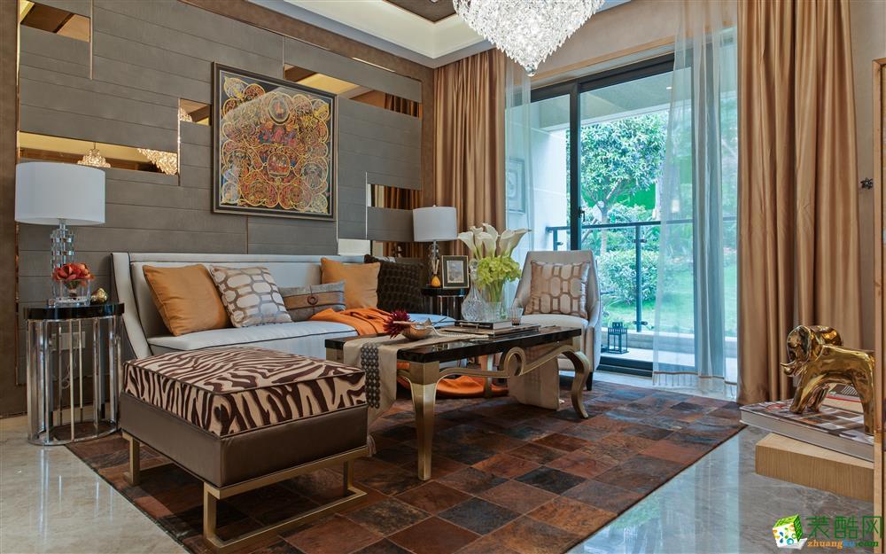 宁波新和园建设有限公司第一分公司-三室两厅两卫