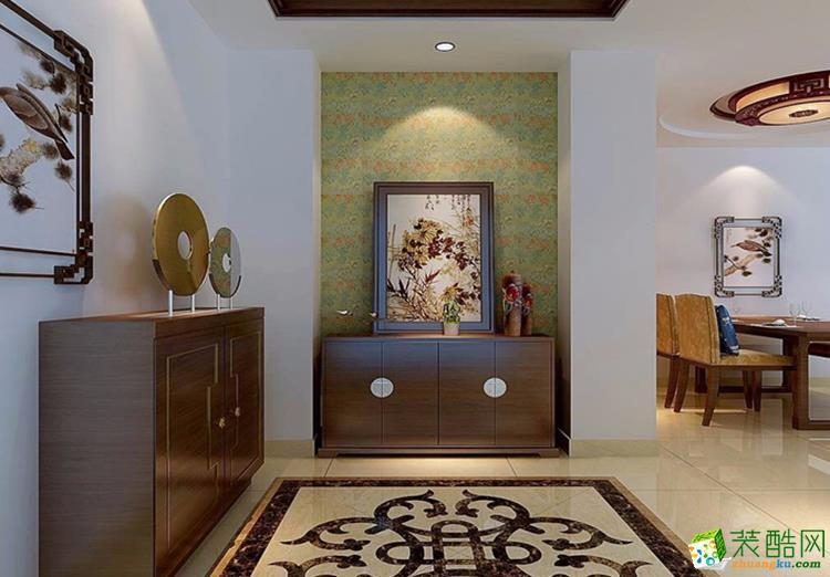 40平一室一厅现代风格装修效果图