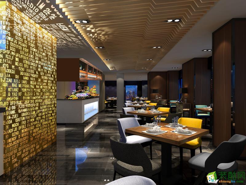 武汉20000方卡缪酒店设计作品