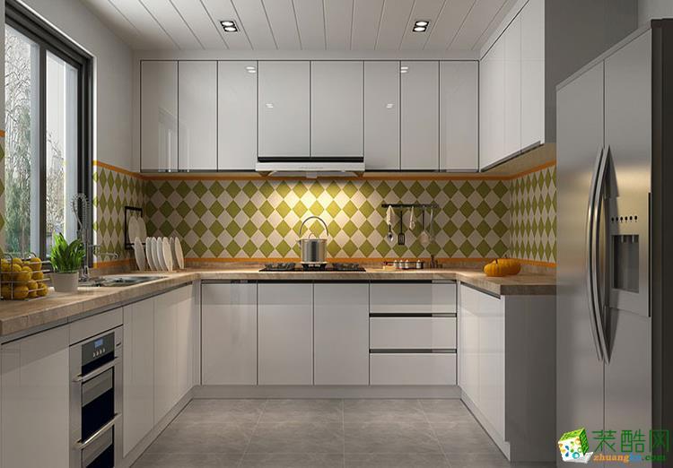 330平欧式别墅装修效果图_欧式风格-别墅花园
