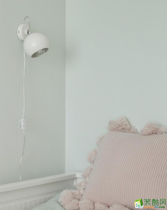 卧室  【龙巢上启】130㎡混搭风格装修效果图