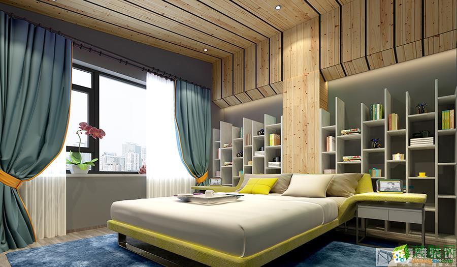 颐和盛世别墅设计420平装修效果图