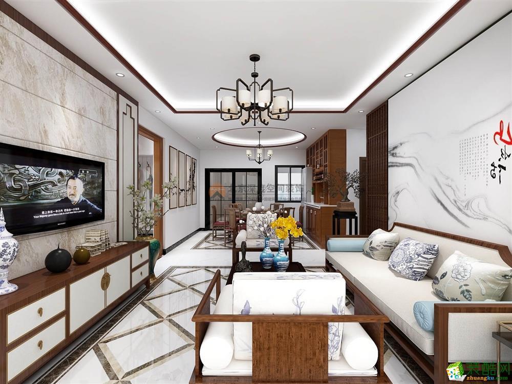 奥园名门――古典优雅的新中式风格