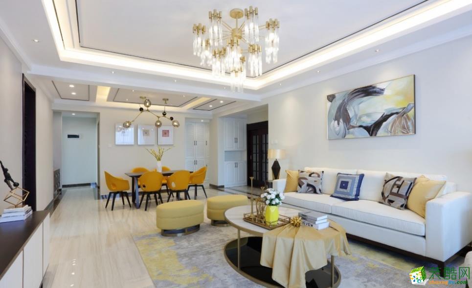云南一品宅建筑装饰设计工程有限公司-四室两厅两卫