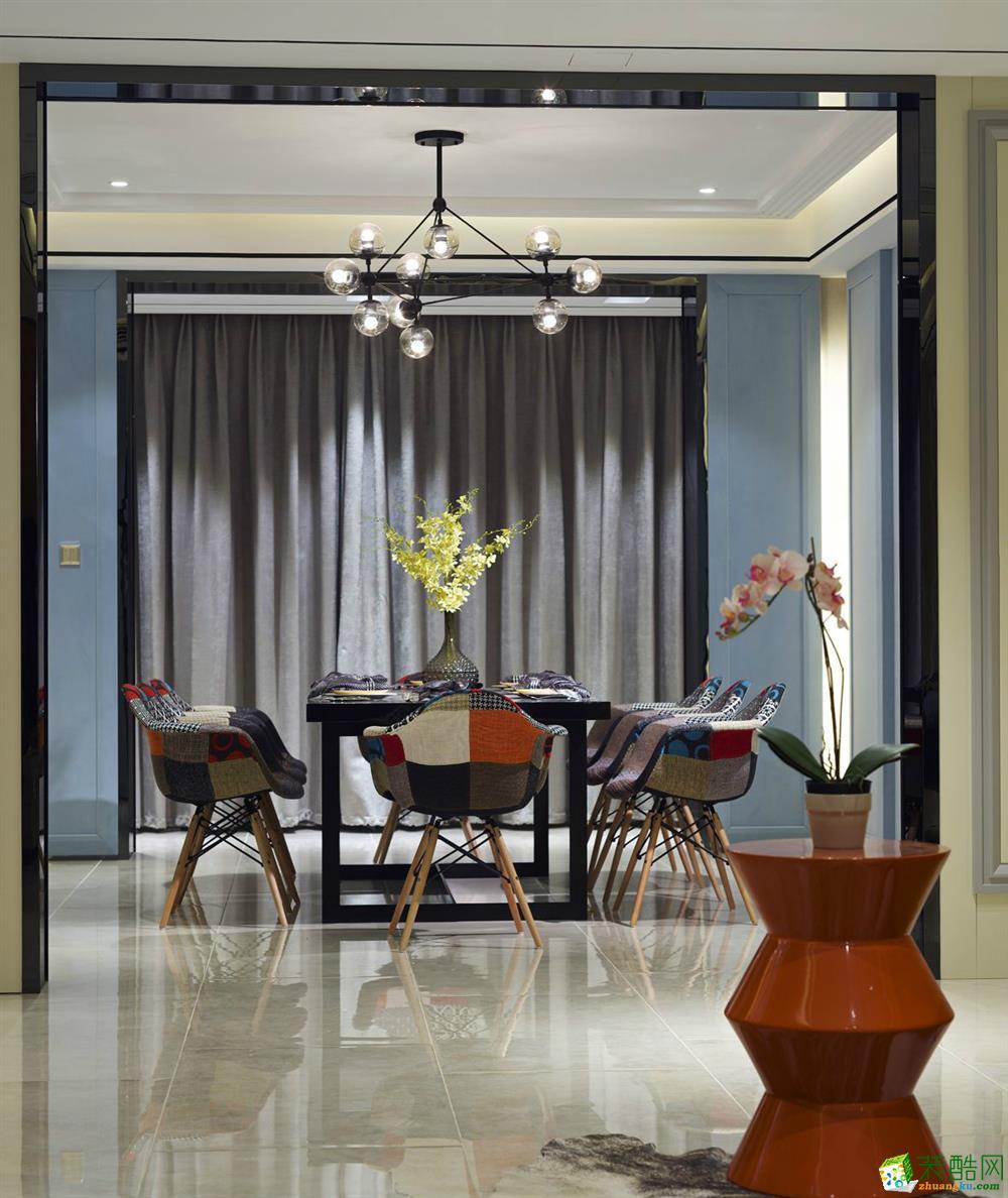 SIDD室內事務所裝飾-滄海名苑 148平