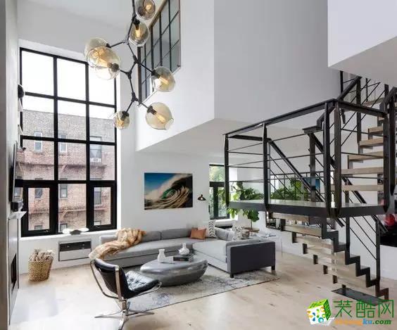 貴陽小復式樓梯裝修|小復式樓梯裝修技巧|小復式樓梯裝修要點