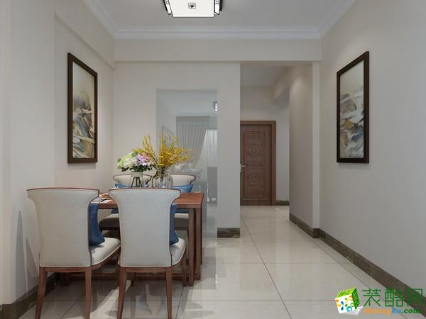 武汉80�O两室一厅混搭风格装修设计效果图