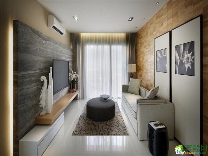 客厅  吉星源装饰-200平现代别墅装修-东钱湖自建房