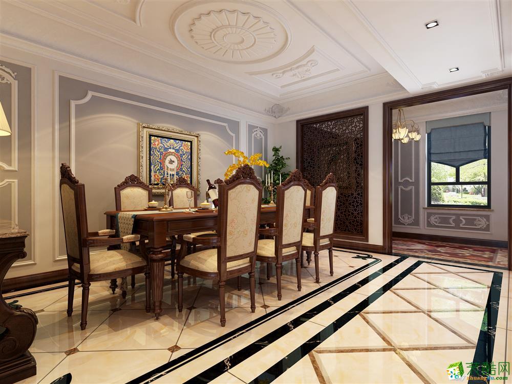 青岛三室一厅北欧风格装修效果图赏析 卓越蔚蓝群岛一期