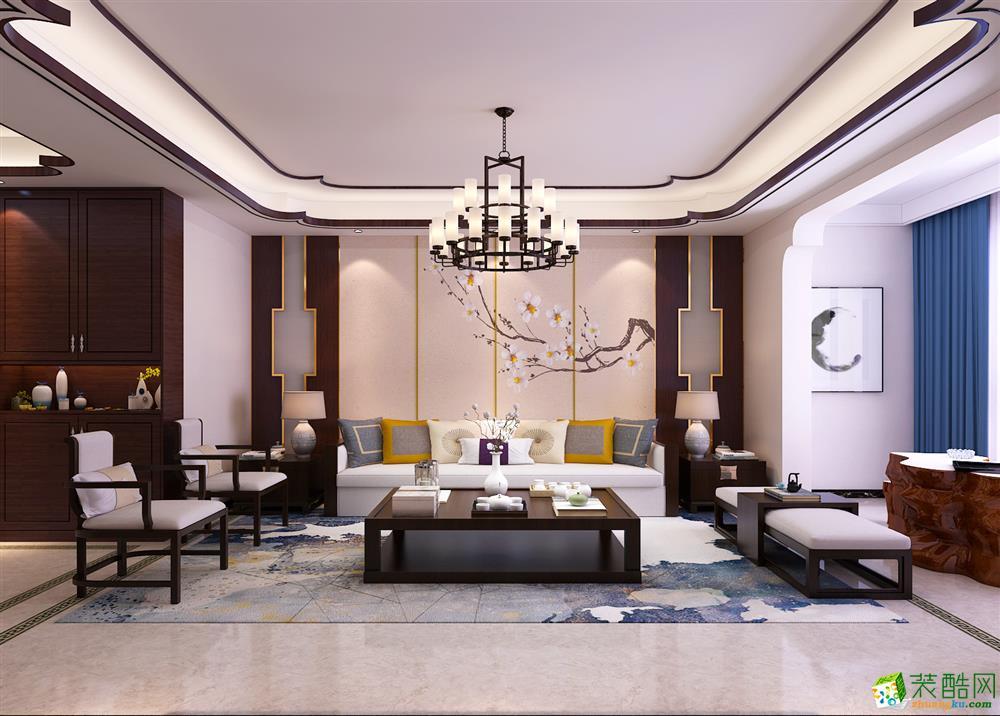海倫國際139平三室兩廳裝修全包16萬