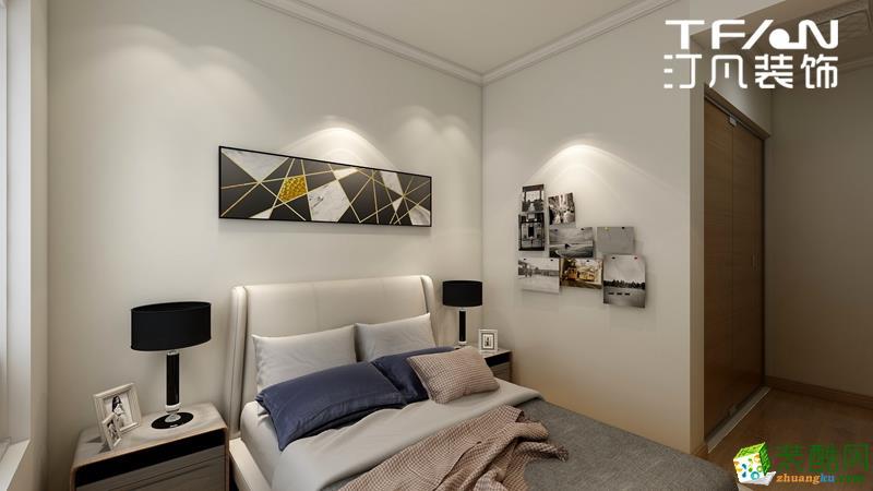 >> 长虹世纪荣廷95㎡三室一厅一卫北欧风格装修设计效果图图片