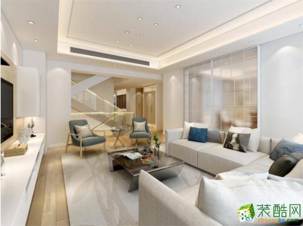 【青马案例】科为城墅230平米现代风格