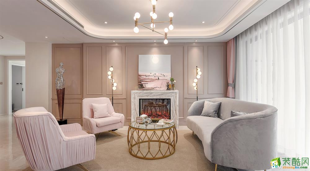 昆明160平4室2廳裝修案例圖-名匠裝飾