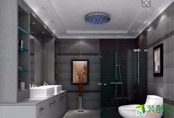 海航装饰140平简约风格三居室装修效果图