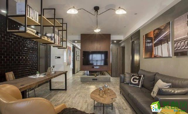 南阳业之峰装饰:150平三居室东南亚风格装修案例