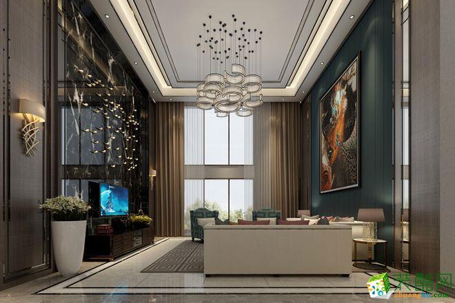 美式-五居室装修案例