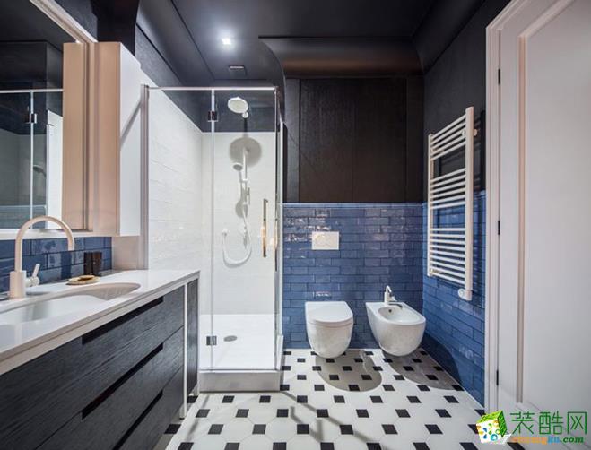 四居室东南亚风格装修案例
