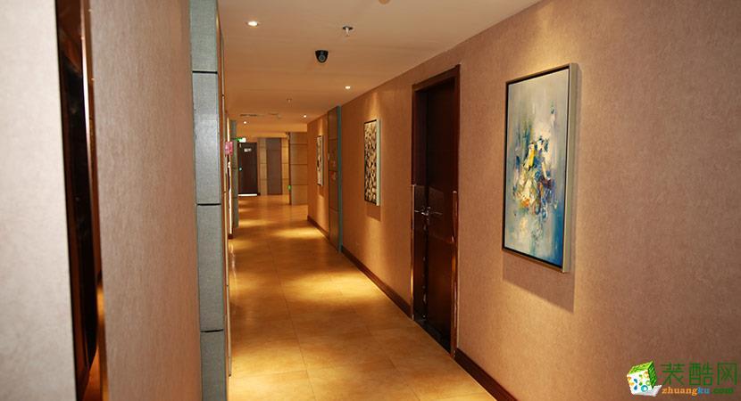 合肥宾馆装修案例―滨湖河风丽景酒店设计施工作品