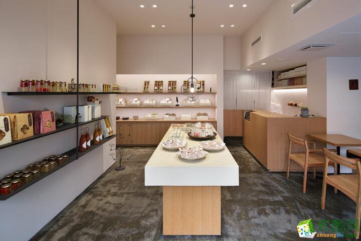 合肥蛋糕店装修案例―600�O蛋糕店装修设计施工作品
