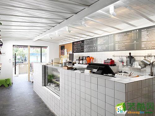 重庆咖啡厅装修-150平米咖啡厅装修效果图-日之月章鱼直播间章鱼直播app官网