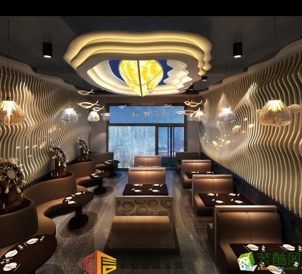 成都餐厅装修设计公司-热辣辣概念火锅店