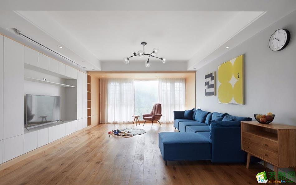 昆明148平米4室2厅装修案例图-龙头装饰