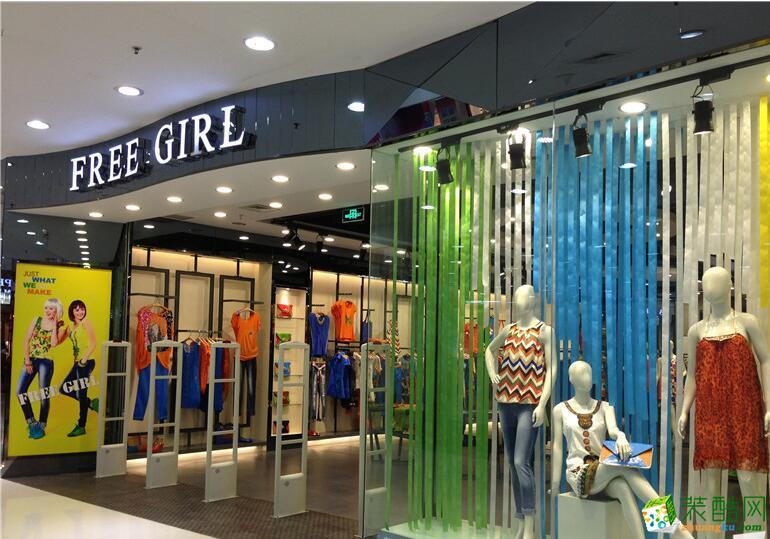 快时尚女装店