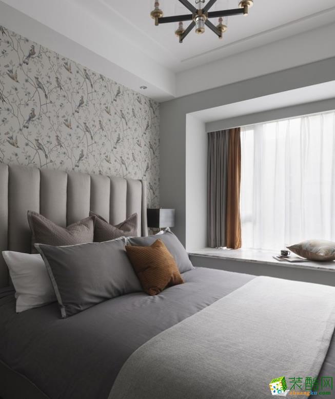 卧室  贵阳145平米混搭风格-城市人家装饰