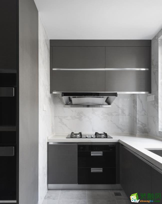 厨房  贵阳145平米混搭风格-城市人家装饰