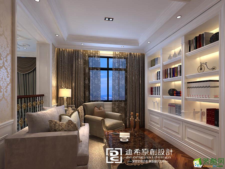 五龙新城468�O新古典风格装修效果图