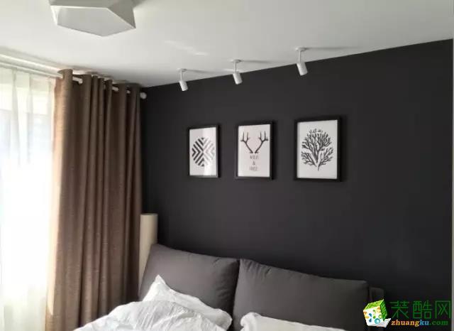 简约 一居室 70.0平米